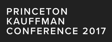 Princeton Kauffman Conference 2017